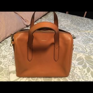 Brand New Fossil Bag! Used one time!